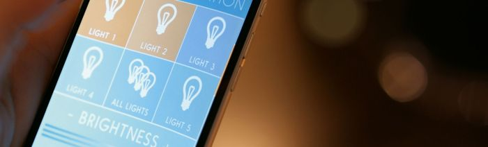 home automation lighting systems